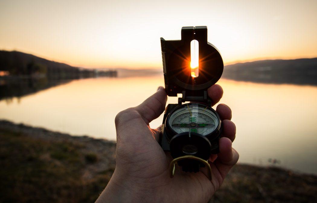 Chapter 1: Intuïtie als anker en kompas